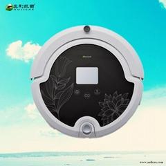 厂家批发OEM保洁机器人/尊享系列/自动回冲灰尘识别遥控控制吸尘器
