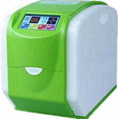 绿色智能湿巾机触摸屏幕冷热自选