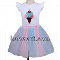 Adorable tutu girl dress set - DR 2311