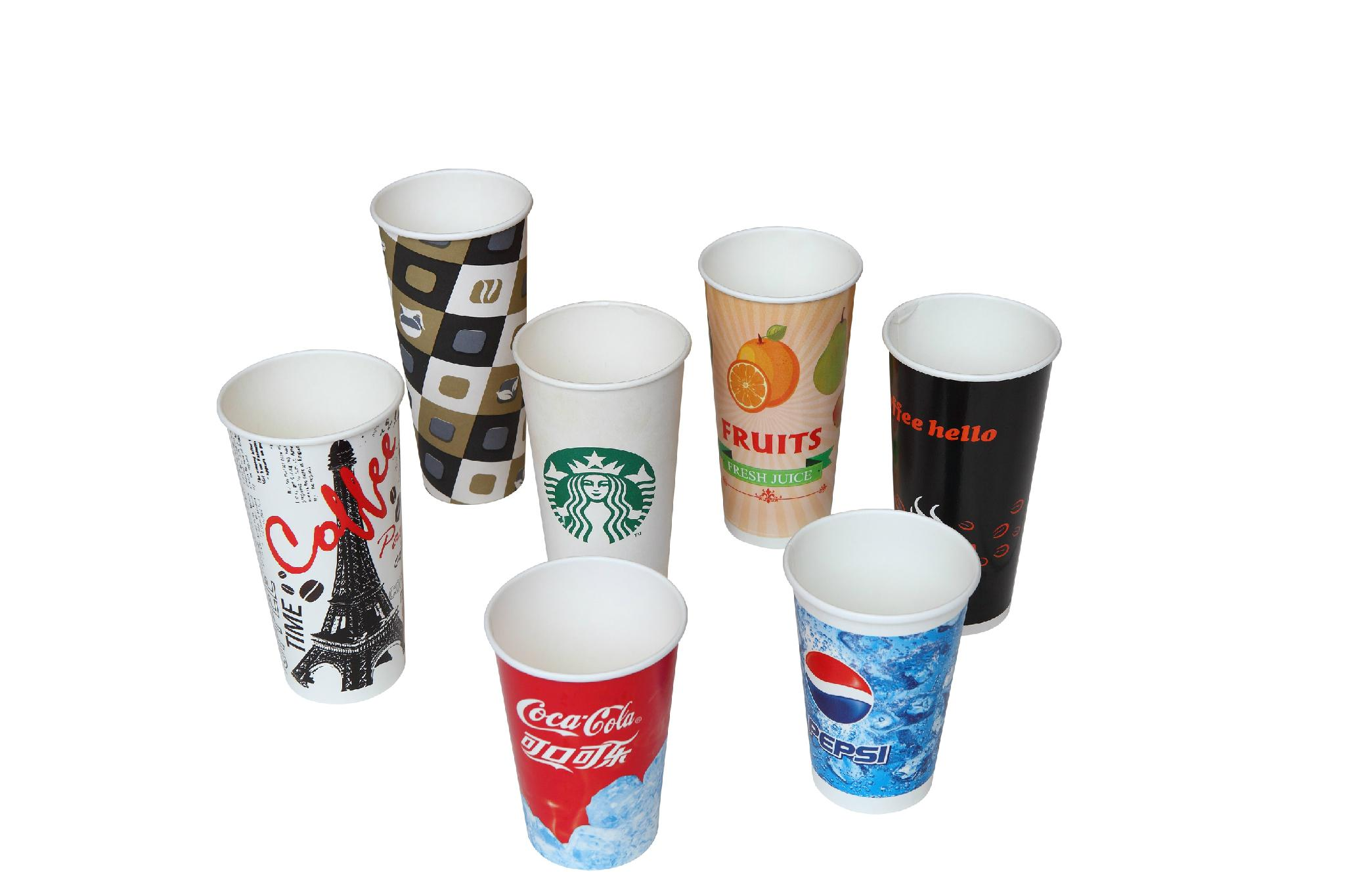 High speed disposable paper cup machine with cheap price  2