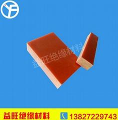 东莞绝缘材料厂家 进口电木板 耐高温绝缘板橘红色 黑色板材定制