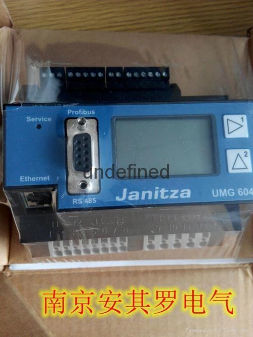 德國原裝進口UMG 511 功率計 JANITZA 3