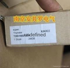 英飛凌原進口INFINEON正品模塊T2851N52TS43