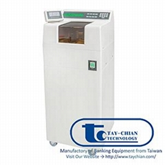 Floorstand Vacuum Counter with Shutter (TC-3500S)