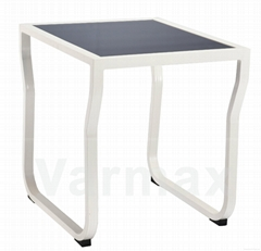 Top Sale Tempered Glass Tea Table