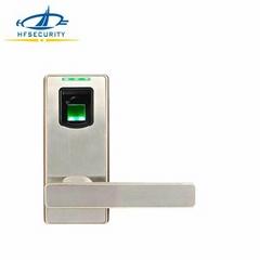HF-LA100 Reversible Lever Handle Security Door Fingerprint Latch Lock