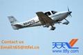SR22  airplane
