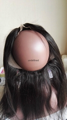Bolin hair new product lace frontal body wave natural looking swiss lace wig 360