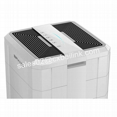 Dust remove air purifier HEPA filter