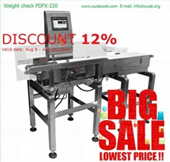Discount for weight check PDFX-220