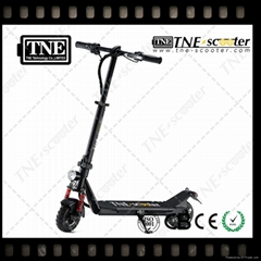TNE  kick smart 2 wheel self balancing electric scooter