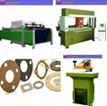 Cork Gaskets Cutting Machine