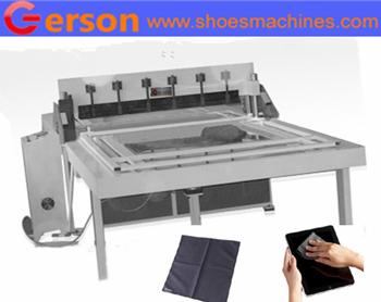 Lcd Screen Microfiber Cleaning Cloth Cutting Machine 1