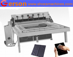 Lcd Screen Microfiber Cleaning Cloth Cutting Machine