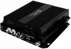 VGA KVM HDMI USB DVI AV 视频网线延长与数字光纤监控