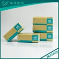 OEM Soft Packed Paper Facial Tissue Bamboo Facial Paper 4
