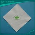 factory wholesale custom logo printed cocktail paper serviettes elegant paper na 5