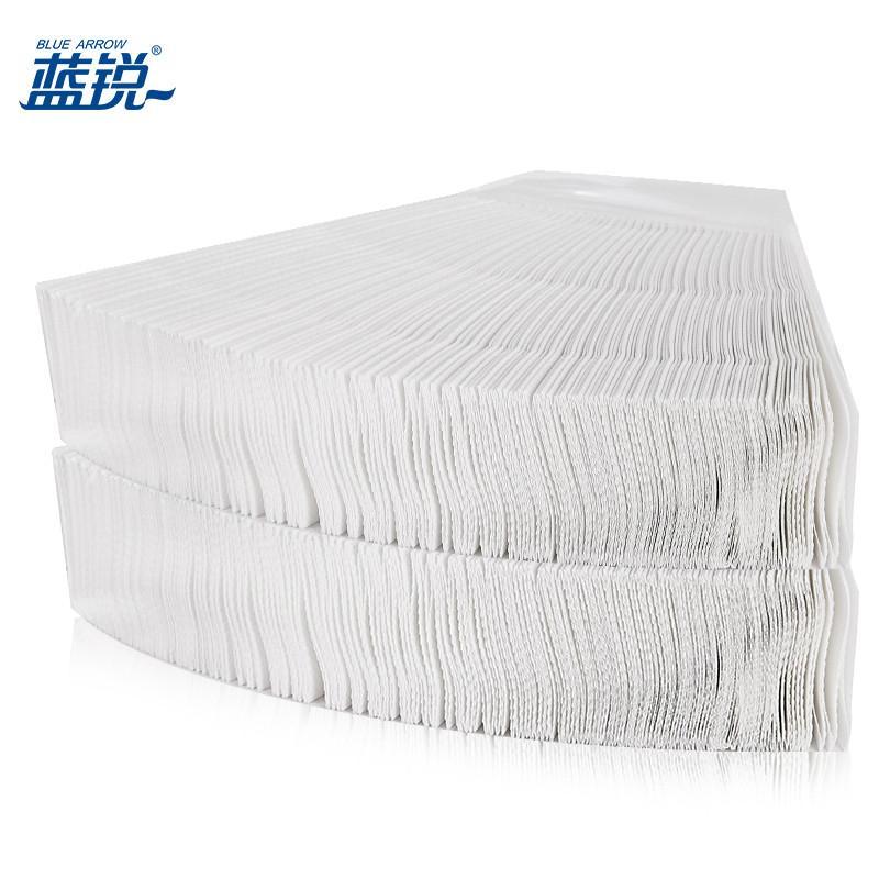 Glue Lamination 2-Ply Premium Z fold Hand Paper Towel 5