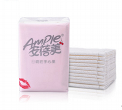 Bamboo Pulp Factory House Keep OEM Pocket Tissue Handkerchief Paper