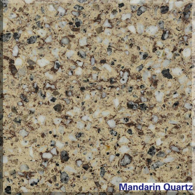 Quartz Countertops Multi5016 Mandarin Quartz China