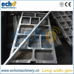 high manganese steel casting PE500X750 jaw crusher jaw die