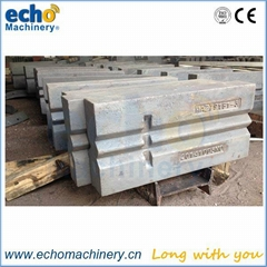 mining crusher parts Hazemag apk 60 blow