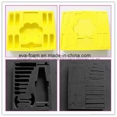 foamed polyethylene bottle shaped tool box