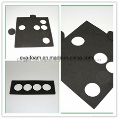 Foam inserts for jewelry box