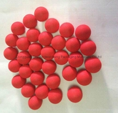 Horizon High Density Colorfully EVA Sponge Foam Ball