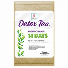 100% Organic Herbal Detox Tea Slimming Tea Weight Loss Tea (night cleanse tea 14