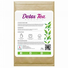 100% Organic Herbal Detox Tea Slimming Tea Weight Loss Tea (28 day program)