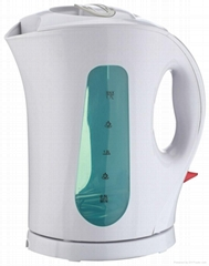 1000-1200W cordless Electric Kettle