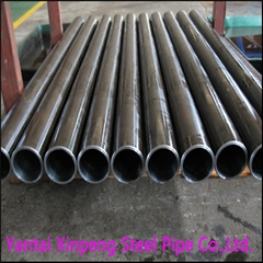 cold rolled DIN2391 seamless SCH40 precision pipe steel tube