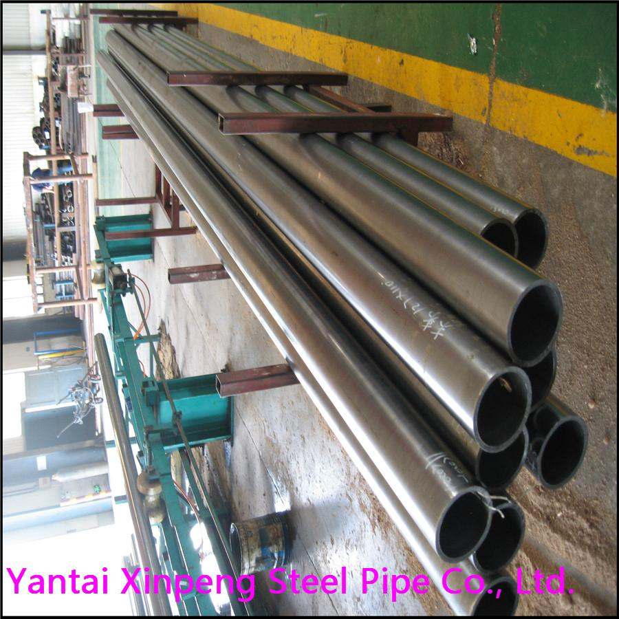 popular non alloy astm a106 cold rolling chrome steel pipe  1