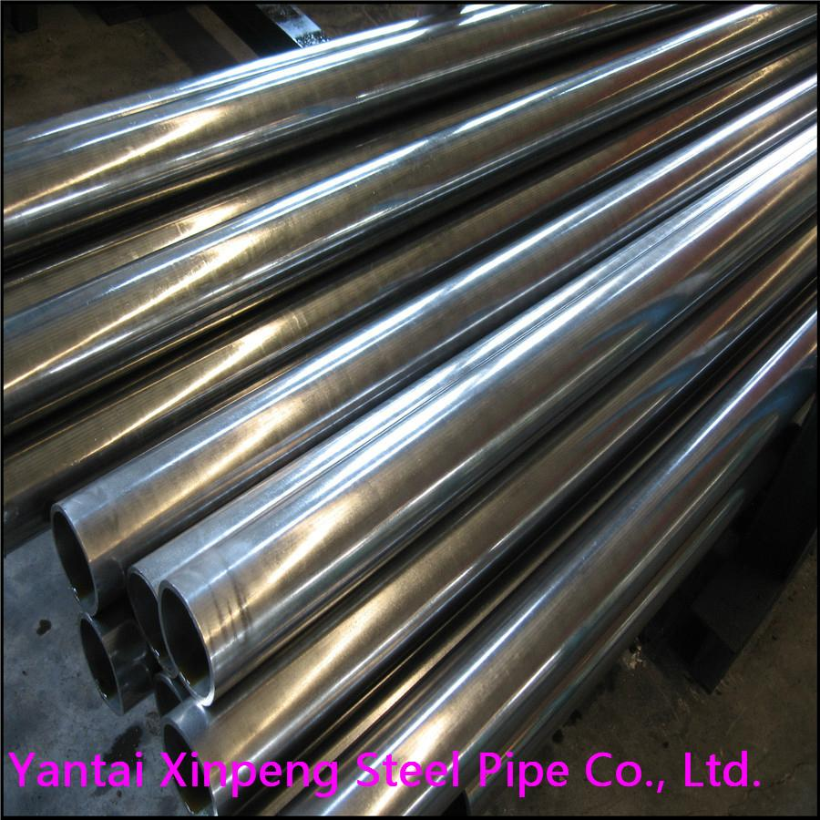 popular non alloy astm a106 cold rolling chrome steel pipe  2