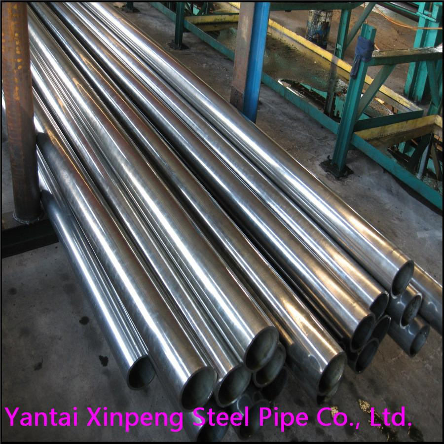 popular non alloy astm a106 cold rolling chrome steel pipe  3