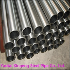 ISO 9001 verified cold rolled honed seamless steel piping