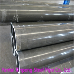ISO 9001 Verified AISI1020 carbon pipe steel seamless tube