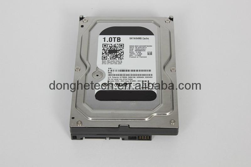 WD1003FZEX--1TB 3.5'' 64MB Cache 7200RPM Enterprise Server Internal Hard Drive  2