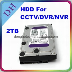WD20PURX--2TB 3.5'' 64MB Cache 7200RPM