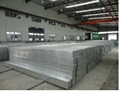 Welding Galvanized steel plank for