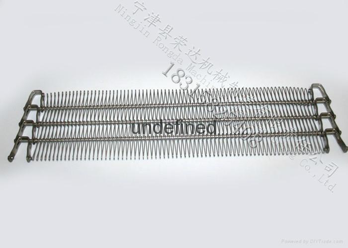 flex link wire mesh belt conveyor belt 1
