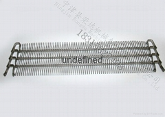 flex link wire mesh belt conveyor belt