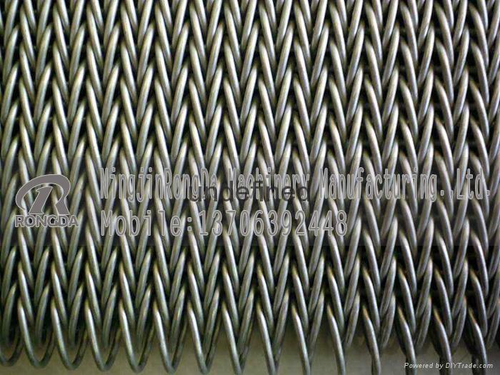 Compound Balanced Weave (Cordweave) 3