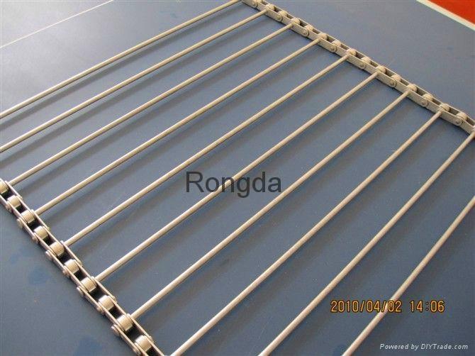 Chain link mesh belt Dezhou Ningjin Shandong 4
