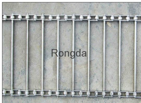 Chain link mesh belt Dezhou Ningjin Shandong 1