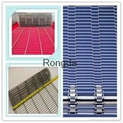 wire mesh belt flat flex wire  belt