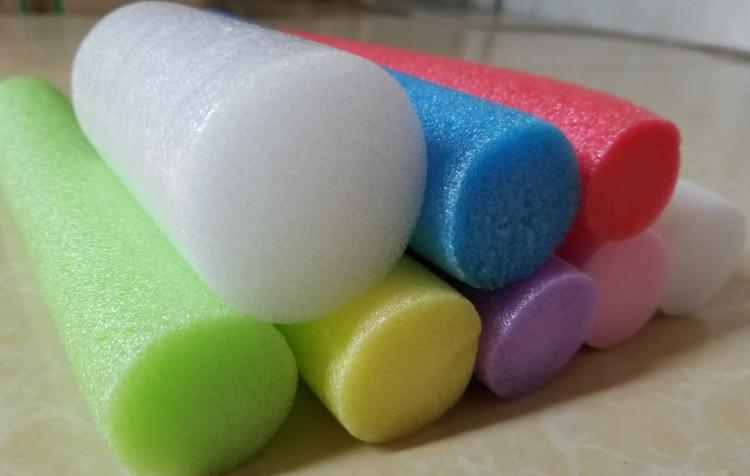 粉色60珍珠棉棒 1