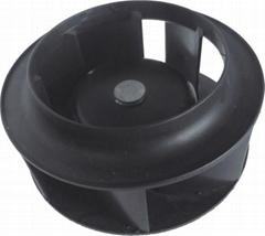 133MM DC BACKWARD CURVE centrifugal fan 24v 48v  UL CE approval