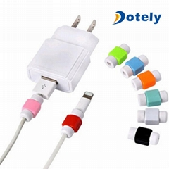 USB Charging Cable Saver Protector Sleeves for Apple iPhone Laptop
